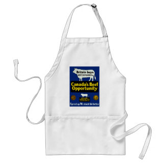 Canada's Beef Opportunity Adult Apron