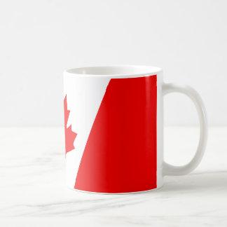 Canada's Colors Classic White Coffee Mug