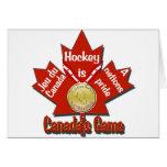 Canadas Game Card
