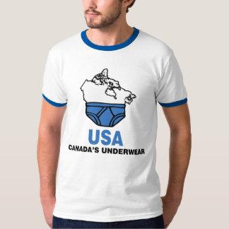 Canada's Underwear T-Shirt