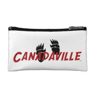 Canadaville Tracks Makeup Bag