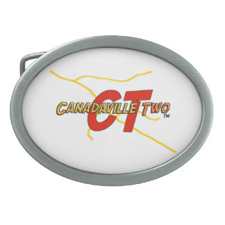 Canadaville Two Belt Buckle