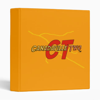 Canadaville Two Binder