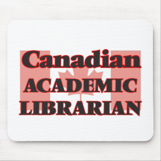 Canadian Academic Librarian Mouse Pad