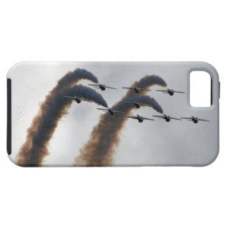 Canadian Aerobatics Flight Team Tutor Turbojets iPhone 5 Case