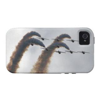 Canadian Aerobatics Flight Team Tutor Turbojets Case-Mate iPhone 4 Covers