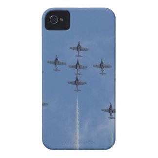 Canadian Aerobatics Flight Team Tutor Turbojets Case-Mate iPhone 4 Case