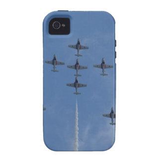 Canadian Aerobatics Flight Team Tutor Turbojets iPhone 4/4S Case