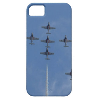 Canadian Aerobatics Flight Team Tutor Turbojets iPhone 5 Cover