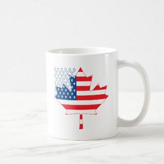 Canadian ai americano tazas