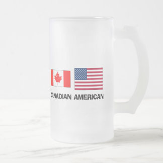 Canadian American Coffee Mug