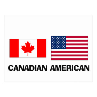 Canadian American Post Cards