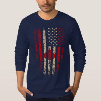 Canadian American T-Shirt