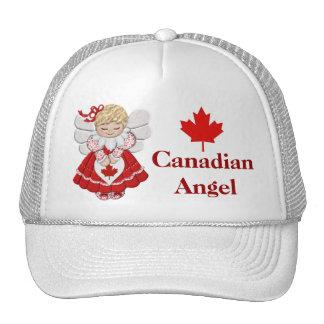 Canadian Angel Mesh Hats