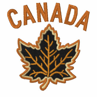 Canadian Anniversary Embroidery Canada Embroidered Polo Shirts