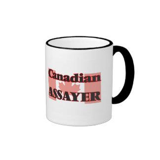 Canadian Assayer Ringer Coffee Mug