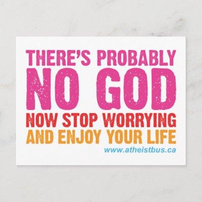Canadian atheist