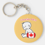Canadian Baby Keychains