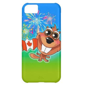 Canadian Beaver iPhone 5 Case
