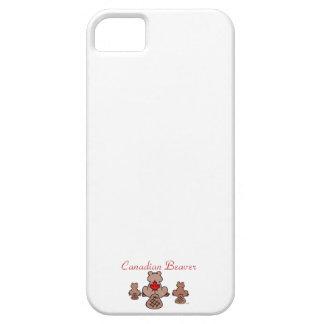 Canadian Beaver iPhone SE/5/5s Case