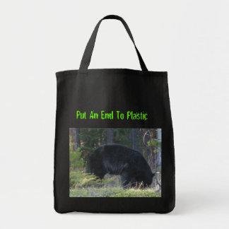 Canadian Black Bear, Bag