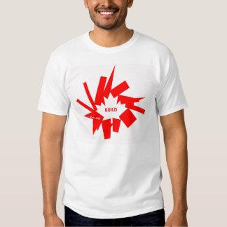 Canadian Builder T Shirt