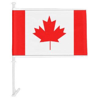 Canadian Car Flag