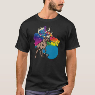 Canadian Caribou T-Shirt