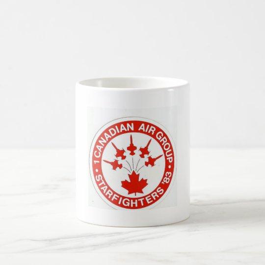 CANADIAN CF-104 STARFIGHTERS COFFEE MUG