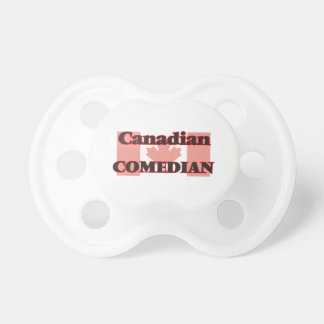 Canadian Comedian BooginHead Pacifier