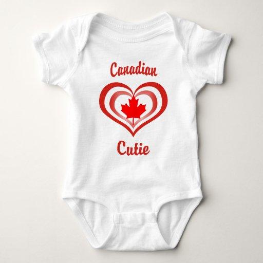 Canadian Cutie Tees