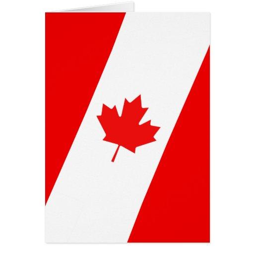 Canadian Design Card