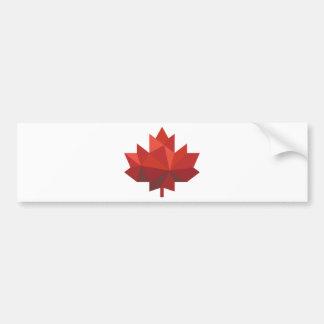 Canadian Dream Bumper Sticker