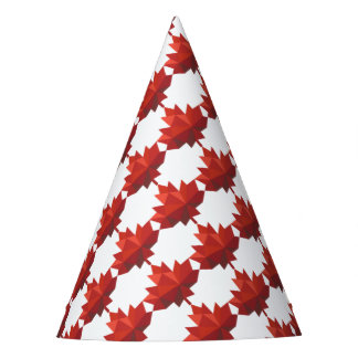 Canadian Dream Party Hat