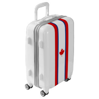 Canadian Duality Flag Luggage (Carry-On)