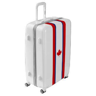 Canadian Duality Flag Luggage (Large)