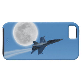 Canadian F-18 Hornet Jet Fighter Action Photo iPhone 5 Covers