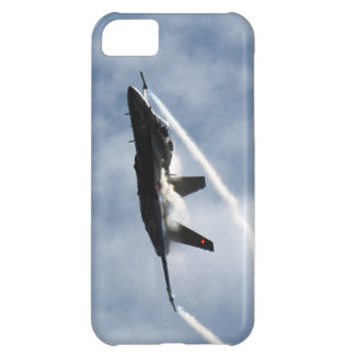 Canadian F-18 Hornet Jet Fighter Action Photo iPhone 5C Case