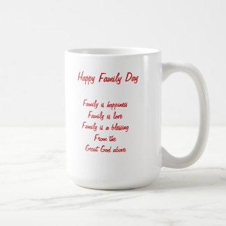 Canadian family Day Mugs