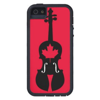 Canadian Fiddle Cell Phone Case iPhone 5 Case