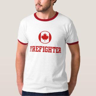 Canadian Firefighter Shirt