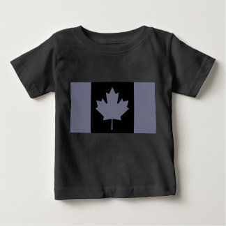 Canadian Flag Baby T-Shirt