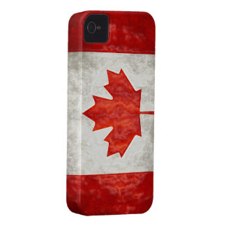 Canadian Flag BlackBerry Bold Case-Mate Barely The iPhone 4 Cover