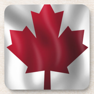 Canadian Flag Coaster