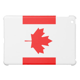 Canadian Flag  Cover For The iPad Mini