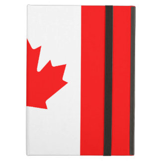 Canadian Flag iPad Case
