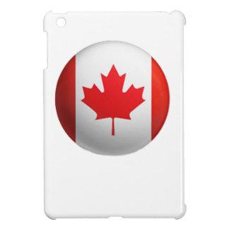 """""""Canadian Flag"""" iPad Mini Cover"""
