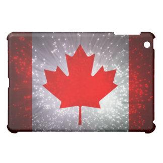 Canadian Flag iPad Mini Covers