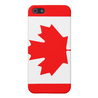 Canadian Flag iPhone 5 Cases