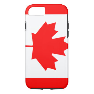 Canadian Flag iPhone 8/7 Case